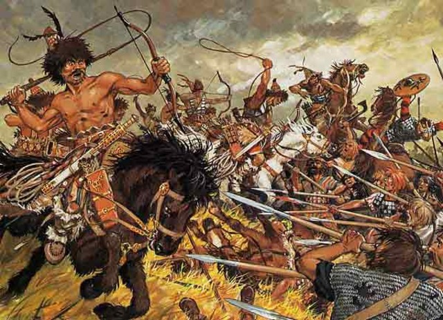 Rome's defeat at Adrianople