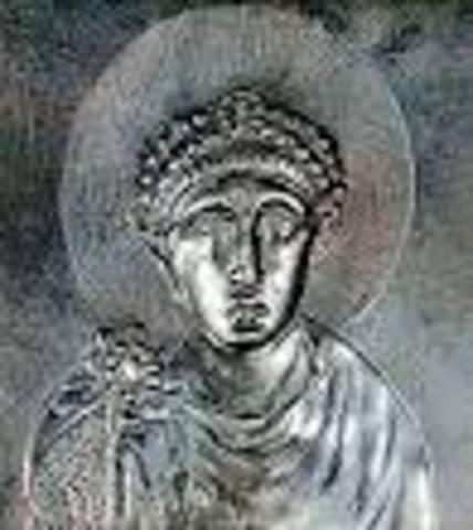 Death of Theodosius I