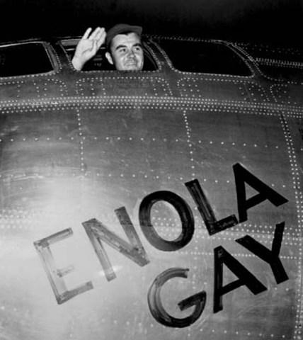 Enola Gay Drops Da Bomb