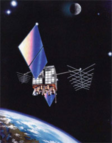 First Modernized GPS Satelitte launched (IIR-M)