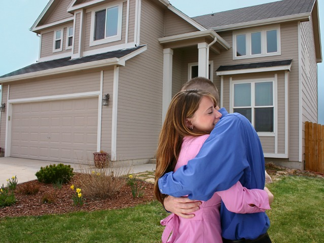 Buying our first house