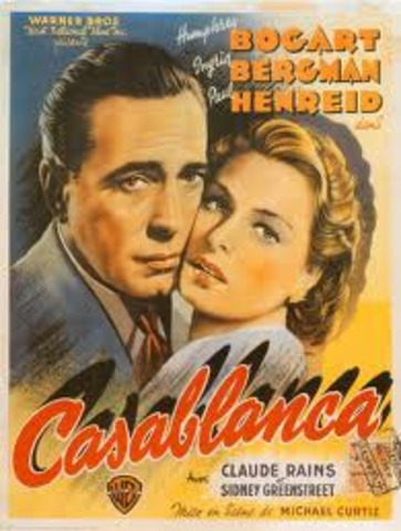 Cassablanca Premieres at New York's Hollywood Theater