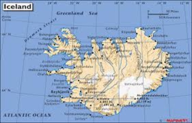 Iceland is Invaded by the United Kingdom