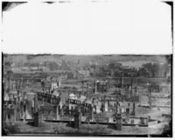 Richmond, the Confederate capital, Falls
