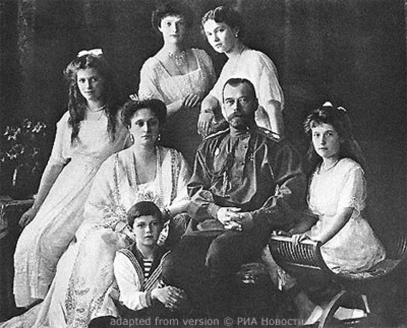 The End of the Romanov Dynasty