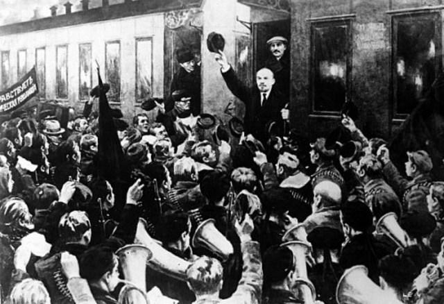 Lenin returns
