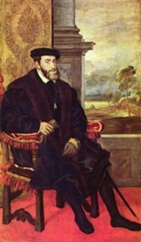 Geboorte van Karel V