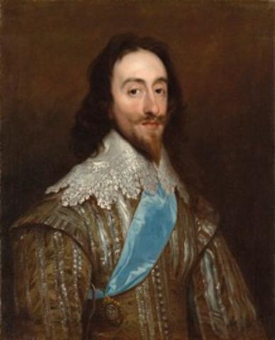 Onthoofding Karel I van Engeland