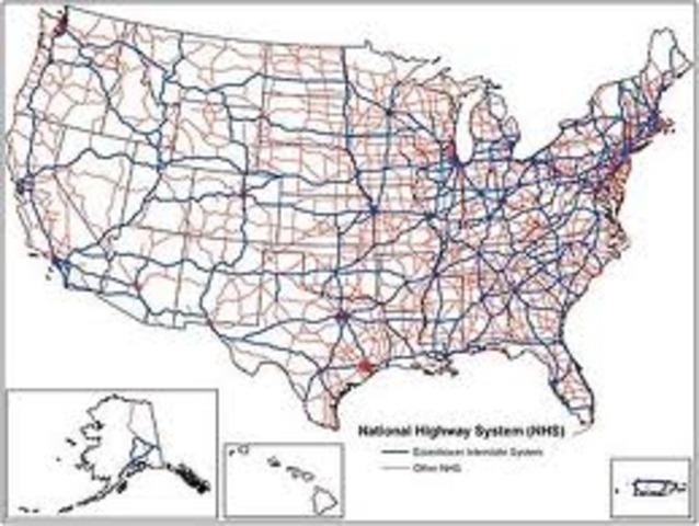 National Highway Designation Act