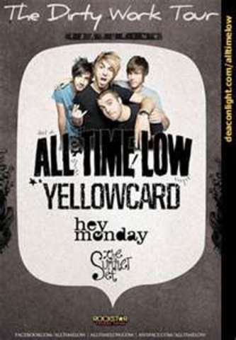 Opened For All Time Low