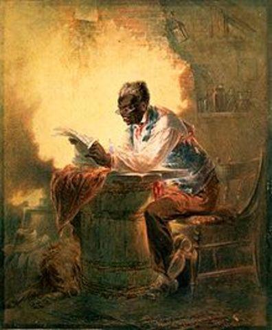 Emancipation Proclamation Takes Effect