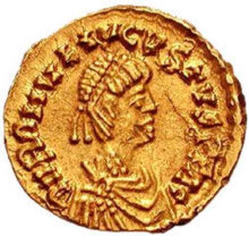 Romuls Augustus' Reign Ends