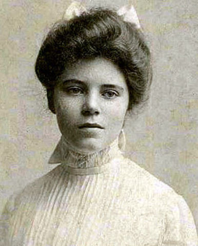 Alice Paul and Womens Sufferage