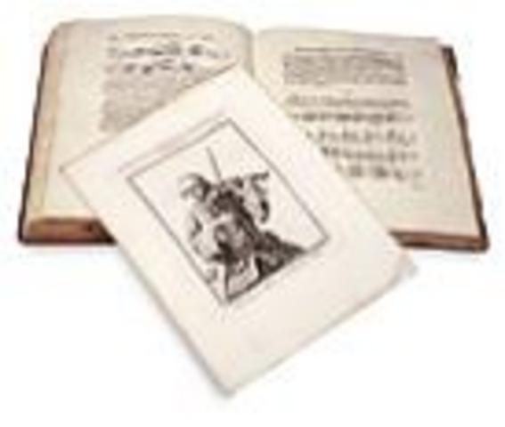 Joh. Enschedé drukt muziekboek voor Leopold Mozart
