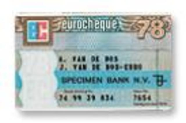 Productie en personaliseren van plastic cards