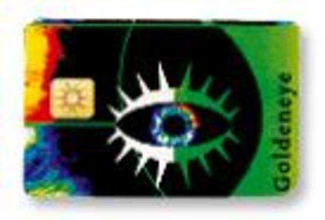 Ontwikkelen van biometrie waaronder de iris-scan