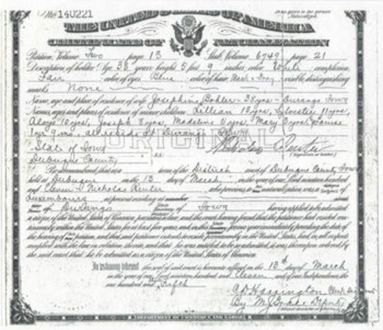 Naturalization Act