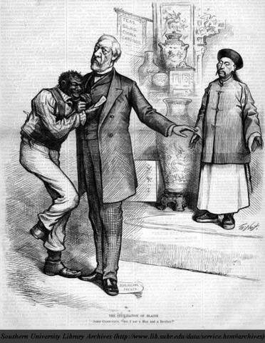 The Burlingame Treaty