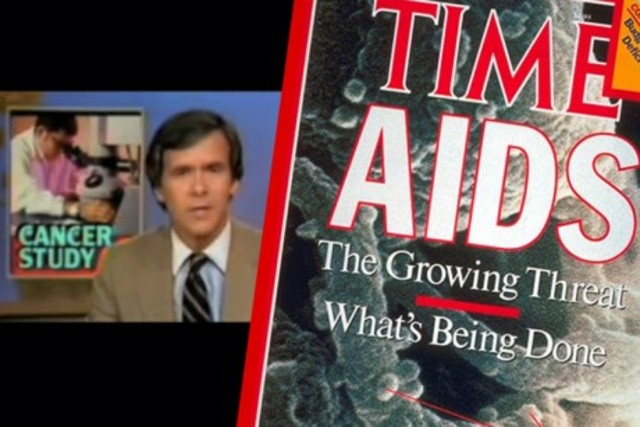 Major event – First recognized case of AIDS
