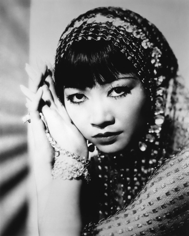 First Asian American Woman Premiered in an American Film