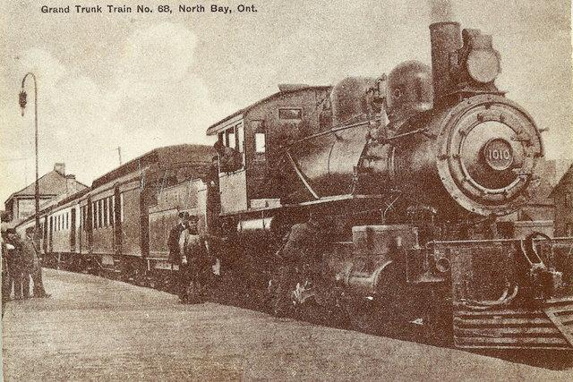 The Grand Trunk Railway