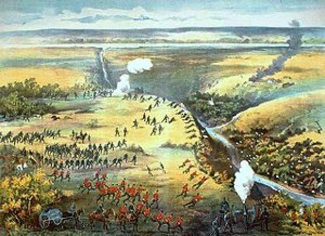 The NorthWest Rebellion (Or Red River Rebellion)