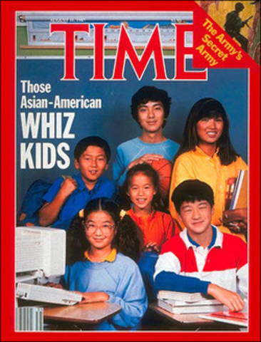 Model Minority Term Coined Towards Asian Americans