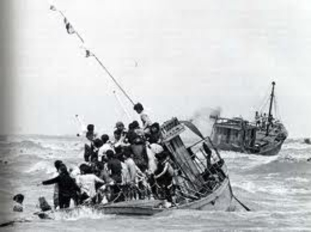 Second Wave of Vietnamese Refugees