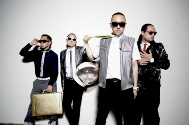 First Asian American Band to Top Billboard