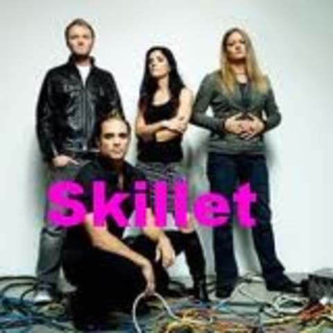 John Cooper started Skillet