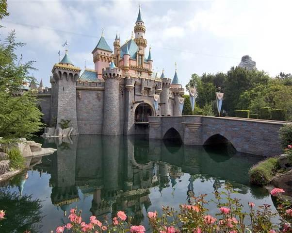 Walt Disney World was created.