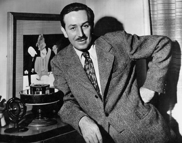 Walt Disney Dies.
