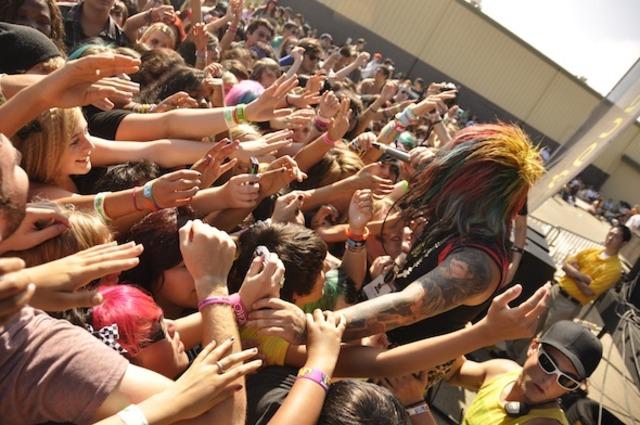 Warper Tour 2011