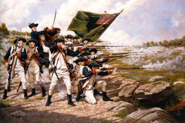 Battle at Long Island