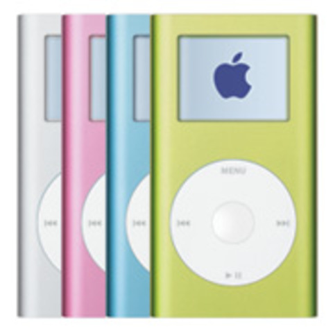 ipod with color