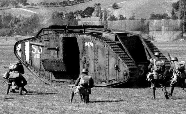 Introduction of the Tank