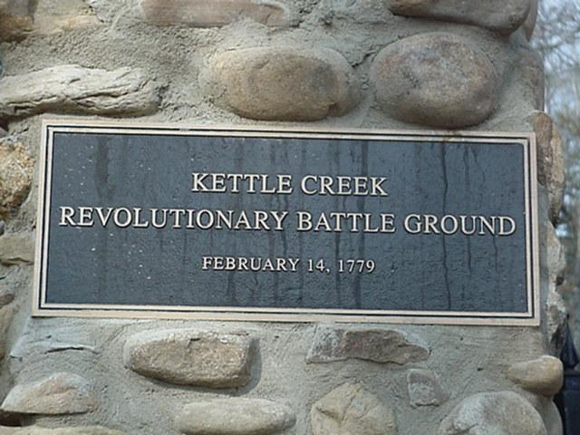 Battle of Kettle Creek