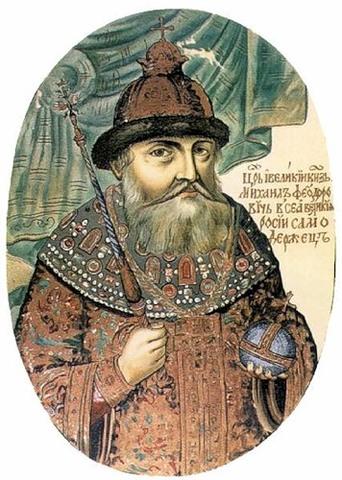 Начало династии романовых, правление Михаила Федеровича