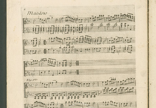 Beethoven in 1782