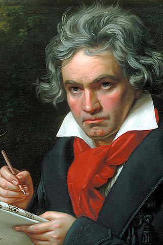 Beethoven in 1789 - 1792