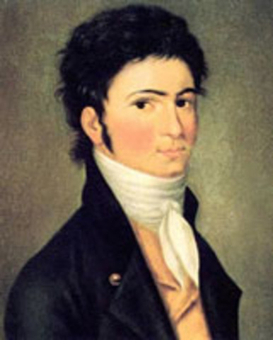 Beethoven in 1795