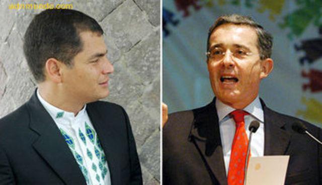 Misión de Buenos Oficios:  Colombia y Ecuador  (2008)