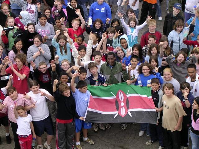 Glen Brae Middle School 2nd Annual Walk / Run