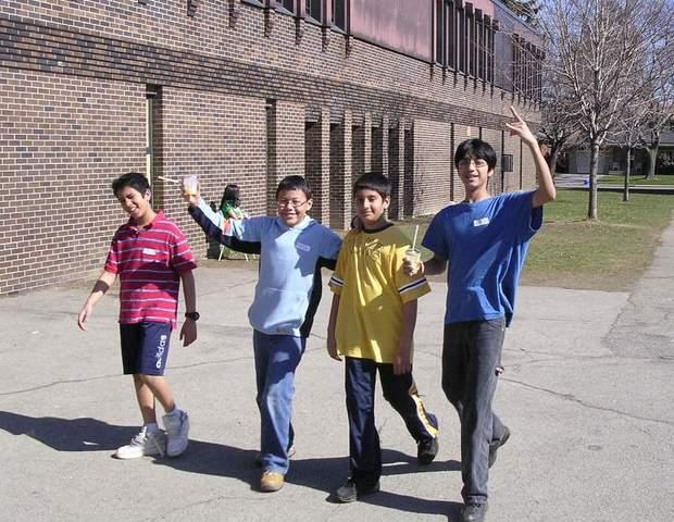 Glen Brae Middle School 3rd Annual Walk / Run
