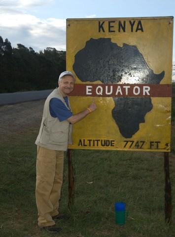 First trip to Kenya