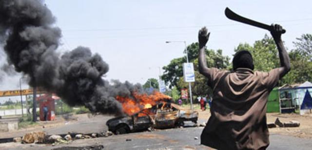 Kenyan Civil Unrest