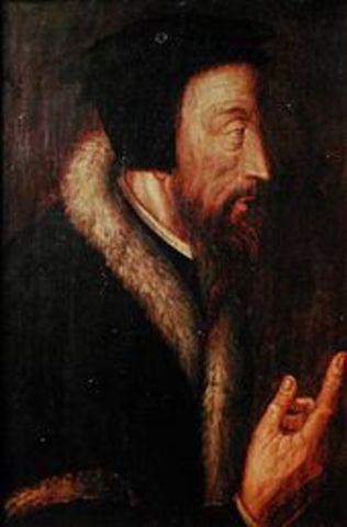 Calvin's theocracy