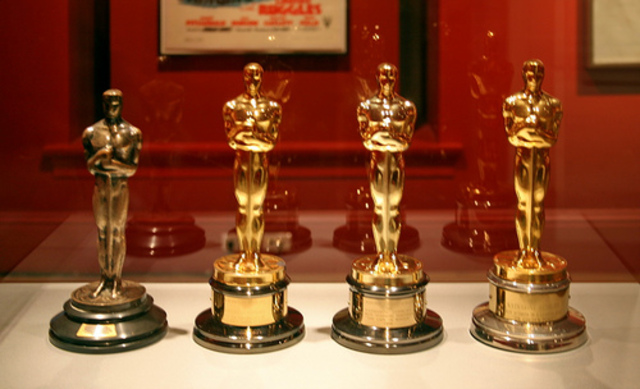 A handful of awards.