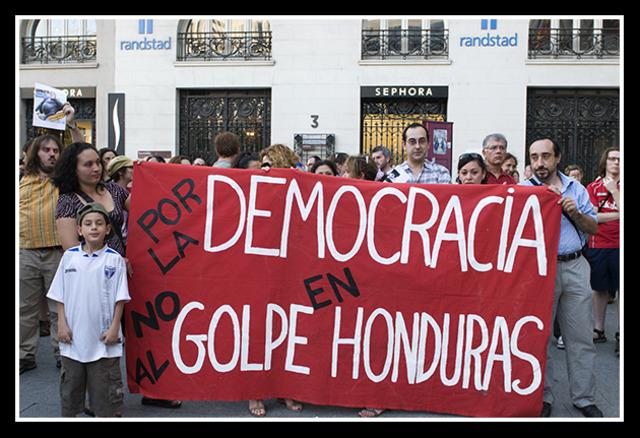 Misión de Buenos Oficios: Honduras