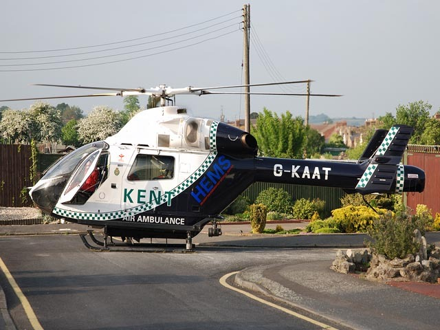 New aircraft for Kent
